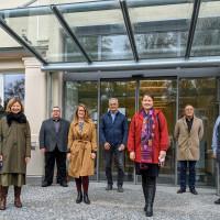 Ottmar Kronschnabel, Margit Wild, Christian Dietl, Katja Ertl, Bruno Lehmeier, Dr. Carolin Wagner, Franz Schindler, Jürgen Scholz.