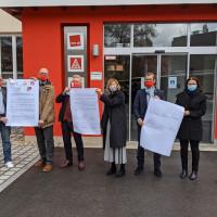 SPD Fraktion und IG Metall präsentieren die Regensburger Erklärung