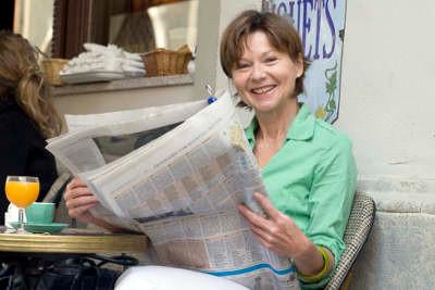 Foto Margit | Zeitung | 3:2