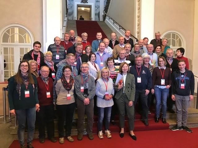 Besuchergruppe Landtag vom 13.03.2019